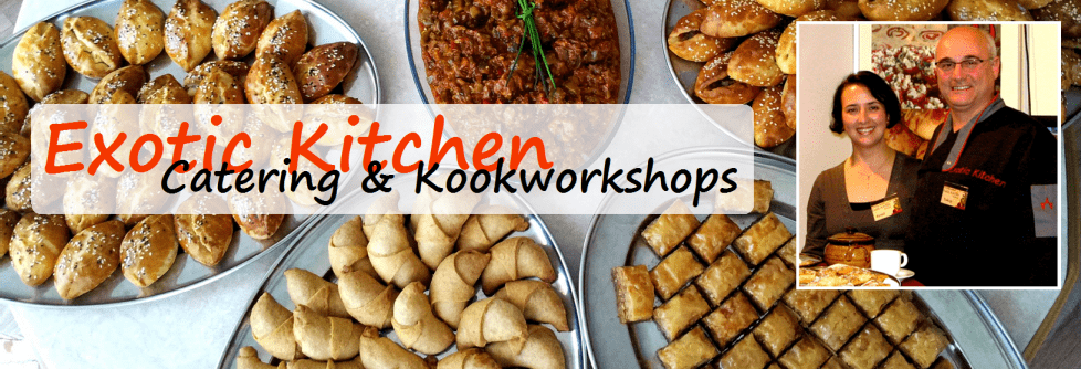 catering en kookworkshops warm koud buffet